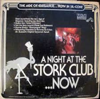 A Night at the Stork Club